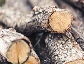Bois de chauffage à Combronde, bois certifié PEFC