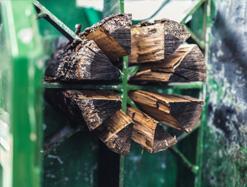 Bois des Dômes - Unité de transformation industrielle bois de chauffage