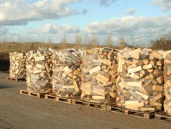 Bois des Dômes, bois de chauffage Premium palette, Puy-de-Dômes